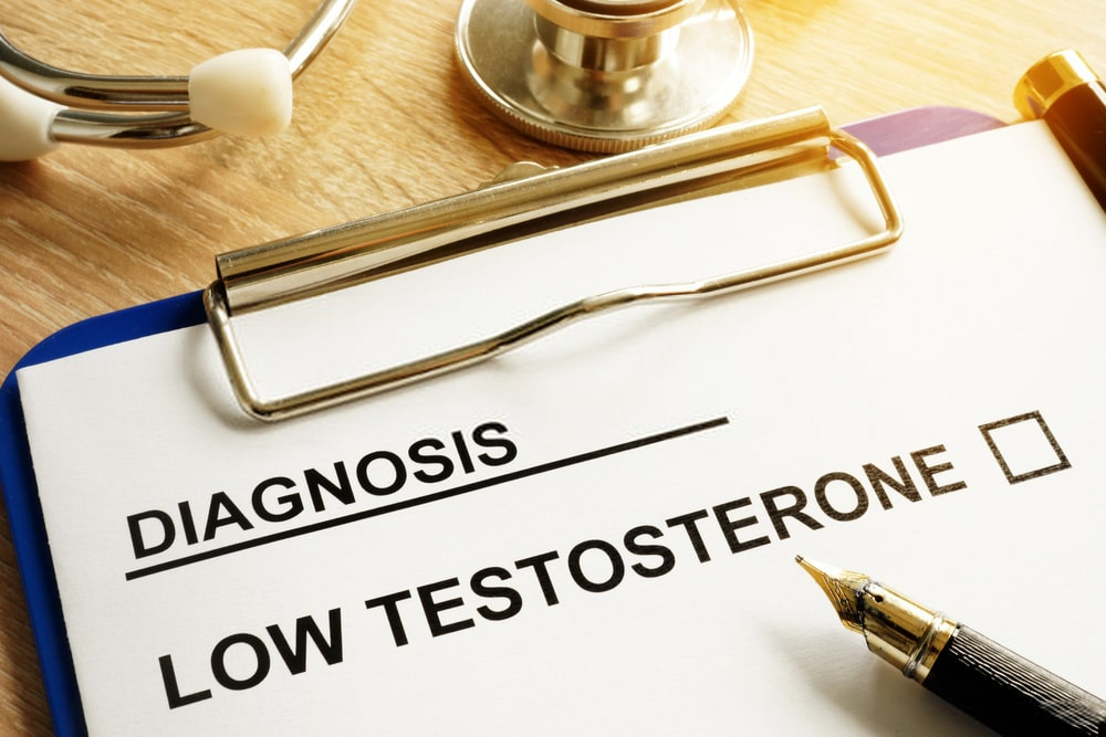 The Strong Link between Testosterone and ED